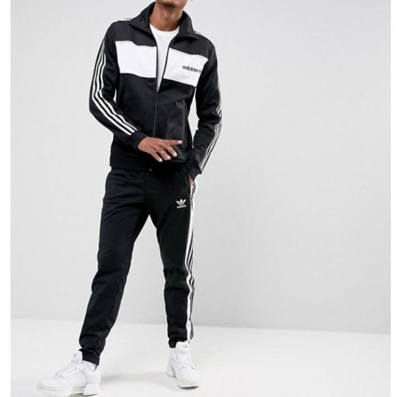 Adidas pantaloni originali adibreak popper scavezzacollo di poshmark